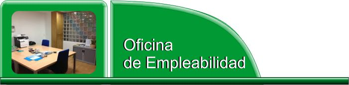 Titulo Oficina de Empleabilidad